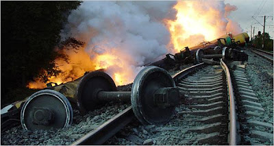 train accident - photo credit safetydata.fra.dot.gov