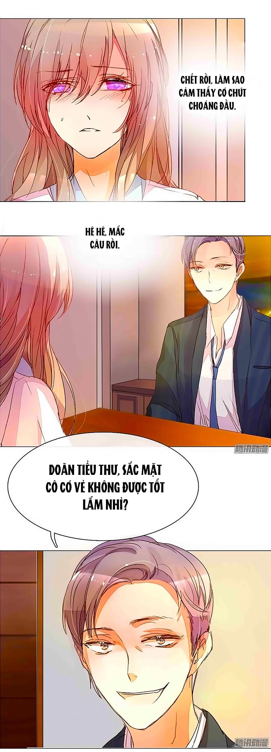 Hào Môn Tiểu Lãn Thê - Chap 8