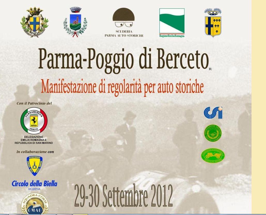 eventi parma 30 settembre 2012 - photo#5