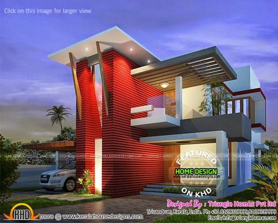 Cute Modern Budget House
