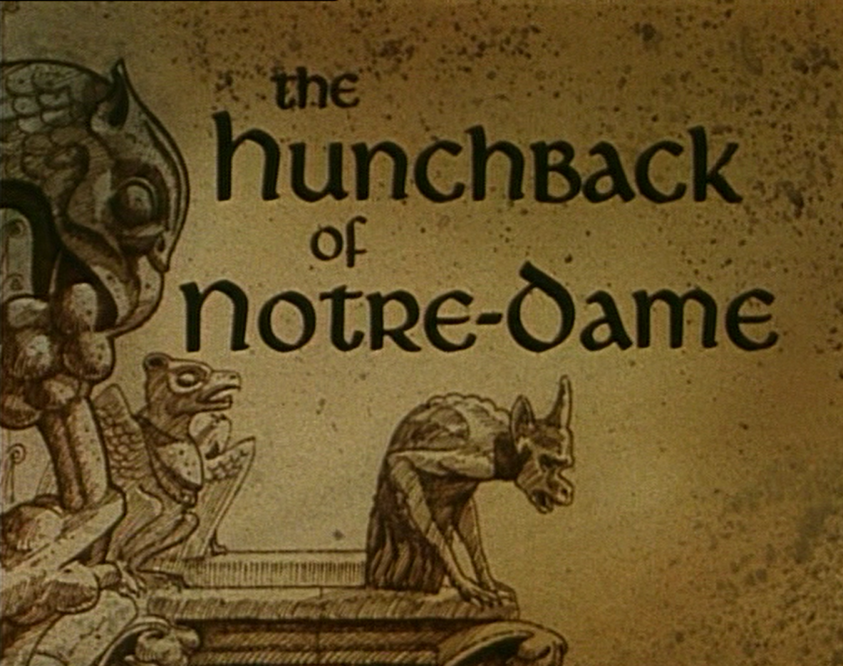 an analysis of the hunchback of notre dame by victor hugo The hunchback of notre dame plot summary, character breakdowns, context and  analysis, and  this is the central theme of the hunchback of notre dame, a  sweeping, grand-scale musical  the hunchback of notre dame by victor hugo.