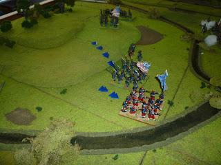 Solo Piquet Tutorial Part 6: The Battle of Cross Keys.
