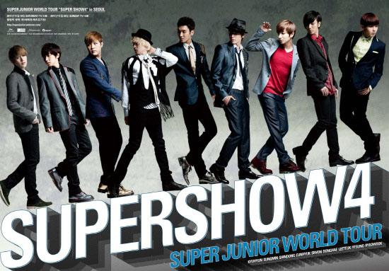 20120407 super show Super Junior Super Show 4 Encore