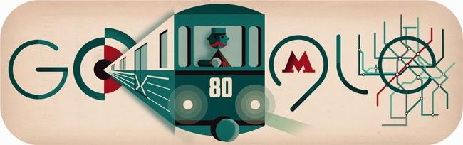 Kỷ Niệm 80 Năm Ngày Khánh Thành Metro Moscow