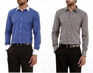 Basicslife Offer: Get Flat 50% Discount on Men's Shirts (Price Starts from Rs.474 Onwards)