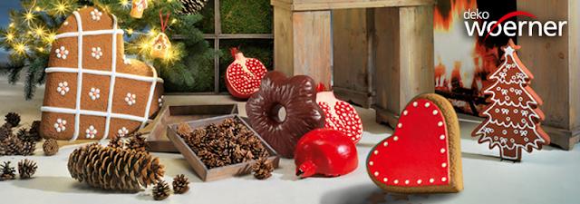 Dekowoerner blog for Nostalgische weihnachtsdeko