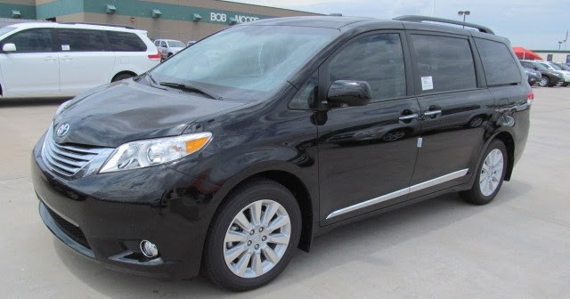 2012 Toyota Sienna Limited Awd 7 Passenger V6 Car News