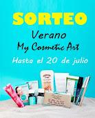 "Sorteo en ""My Cosmetic Art"""