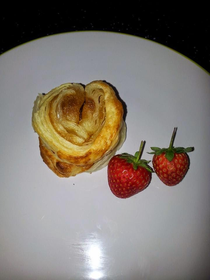 Weekend Make ....... Palmiers