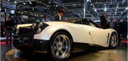 السيارة الأكثر جاذبية في العالم تظهر في دبي