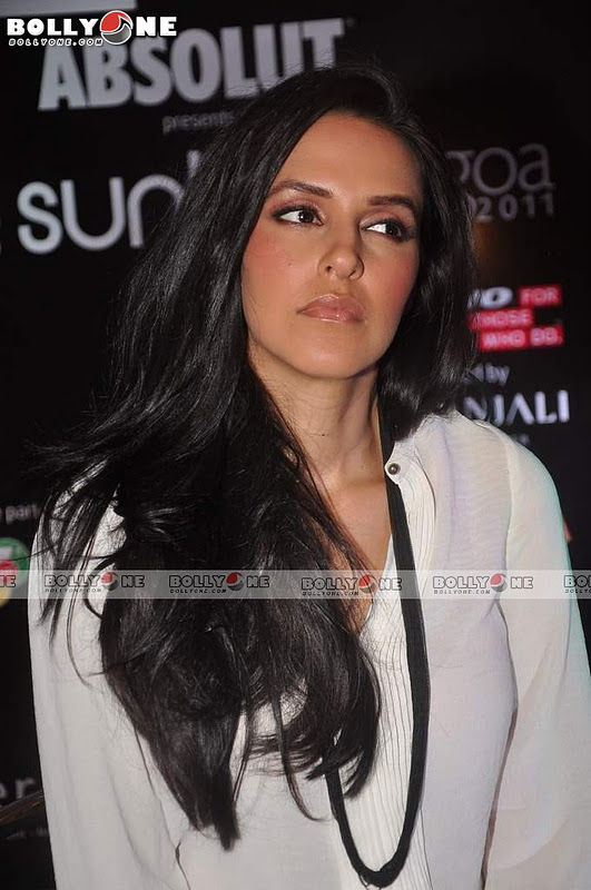 Neha Dhupia Sunburn1 - Hot Neha Dhupia launches sunburn chopper