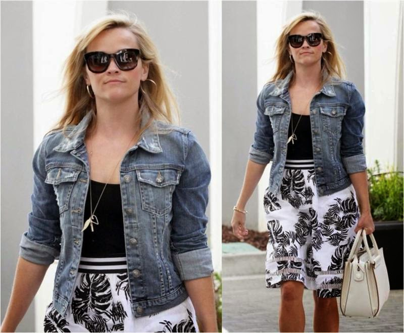 Reese Witherspoon in LA April 2015