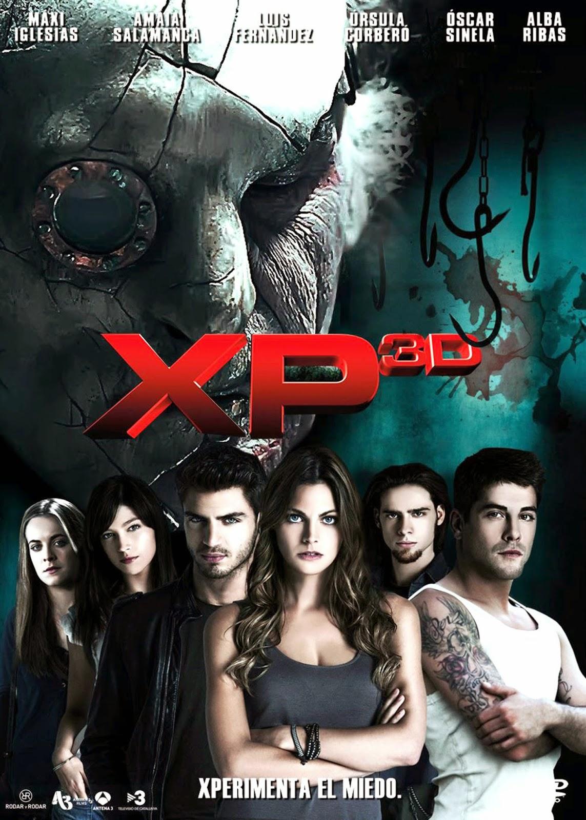 XPD / XP3D - Xperiencia Paranormal (2011)