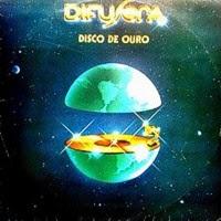 DIFUSORA DISCO DE OURO