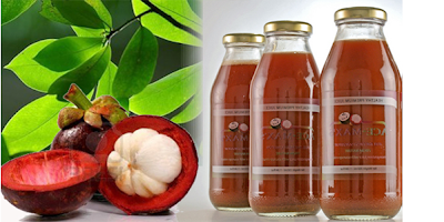 Treating Back Pain with Mangosteen Juice