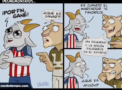 Chivas al fin ganó en la Liga