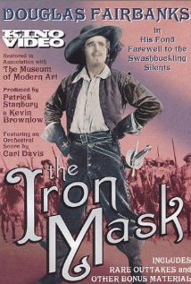Free Watch The Iron Mask (1929) Stream Movie Online