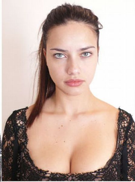 Taggy: Louis Vuitton models without makeup Rosie Huntington Whiteley Makeup