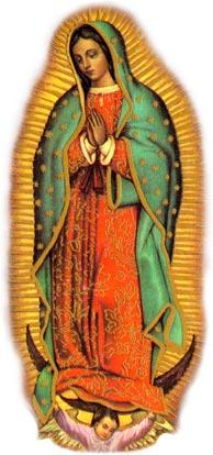 O deus do imposs vel nossa senhora de guadalupe - Images of la virgen de guadalupe ...
