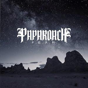 CD Papa Roach – F.E.A.R. (2015)