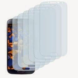 Displayschutzfolien für Galaxy S4