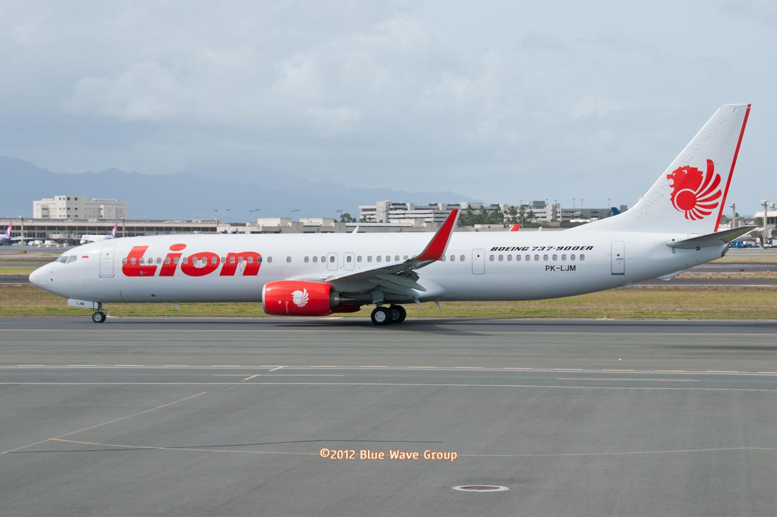 Lion Air is tak...