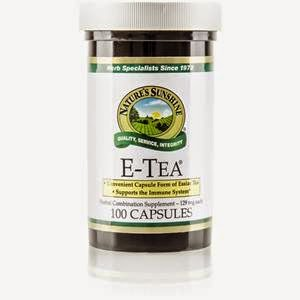 E-TEA - Trà hỗ trợ điều trị Ung thư