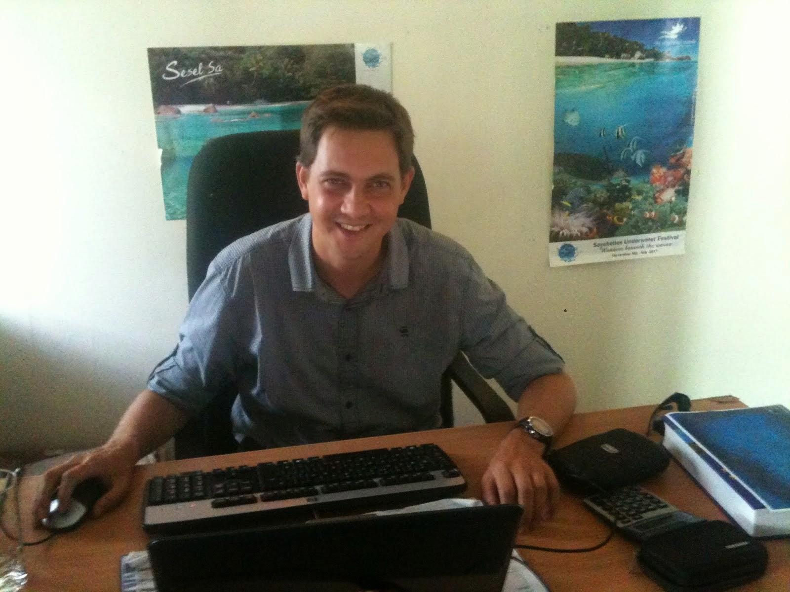 GIF's General Manager, Arjan de Groene