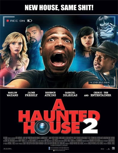 Ver A Haunted House 2 (2014) Online