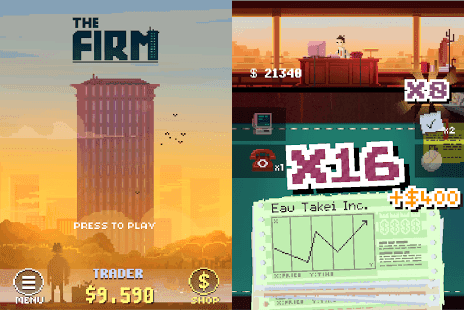 The Firm Apk Mod v1.1.1