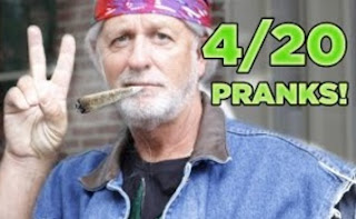 Funny Video – Pranksters Celebrate 4:20