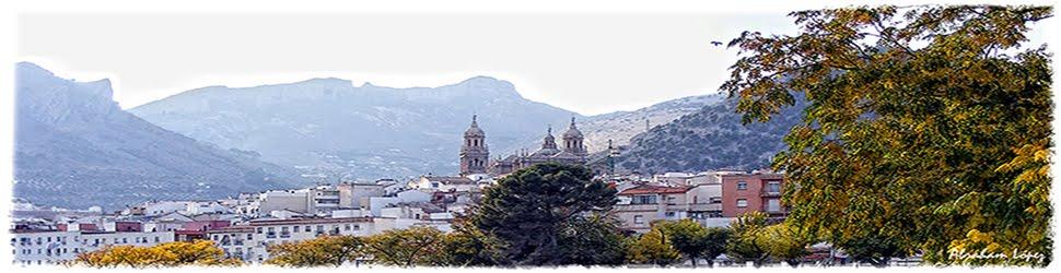 Jaén. Bella Ciudad de luz.