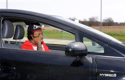 Antonio Cromartie,Toyota Prius,Celebrity Prius,New York Jets
