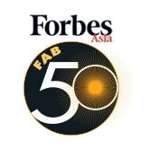 Forbes Asia Fabulous 50