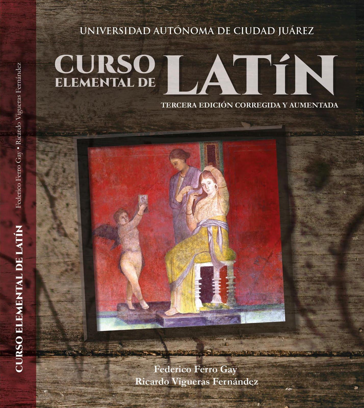 CURSO ELEMENTAL DE LATIN TERCERA EDICION
