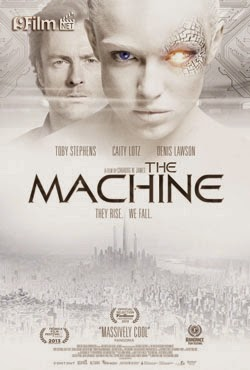 The Machine 2013 poster