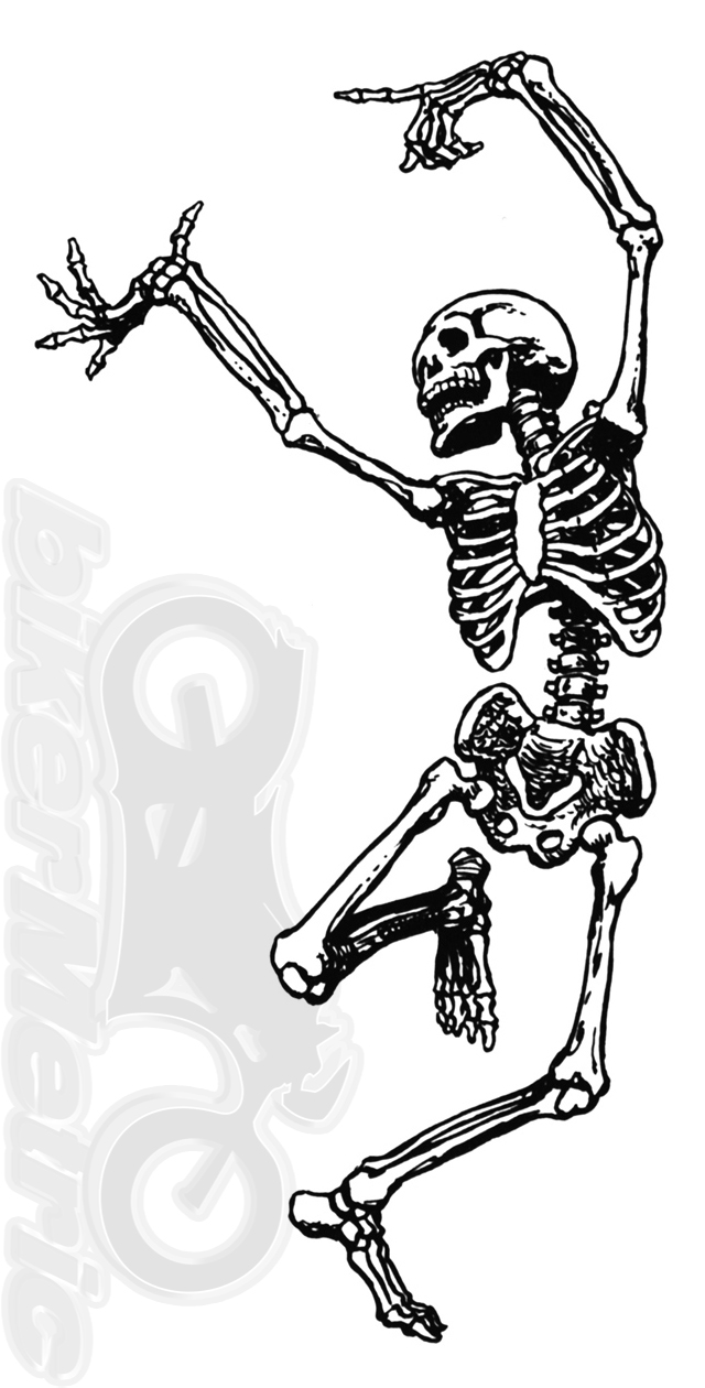 bikerMetric death dance