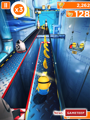 Screenshot minion rush