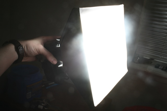 LumiQuest's Fold Flat Softbox