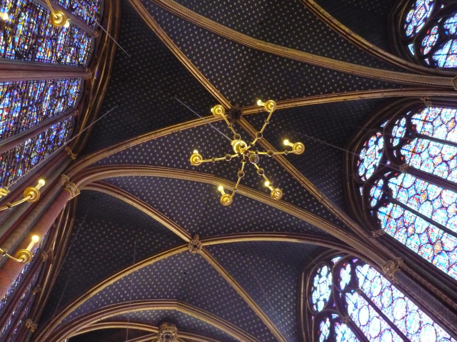 Saint chapelle - Posto letto parigi ...