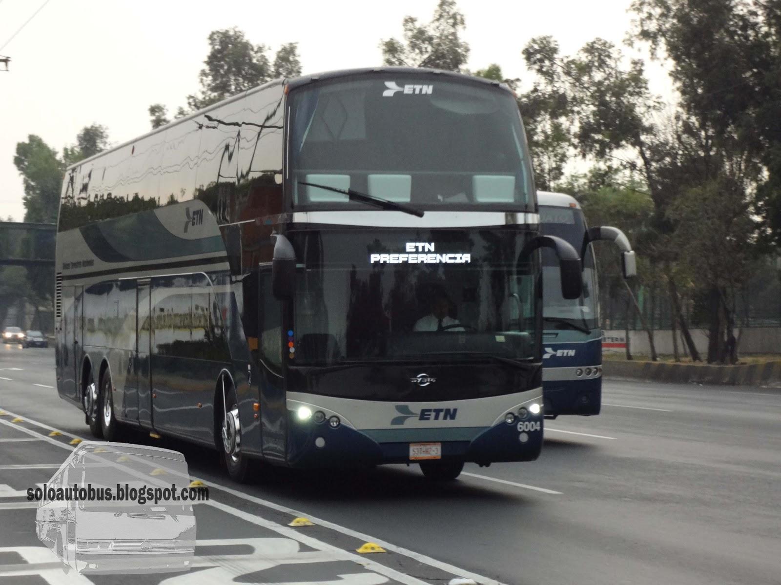 Soloautobus etn de dos pisos - Autobuses de dos pisos ...