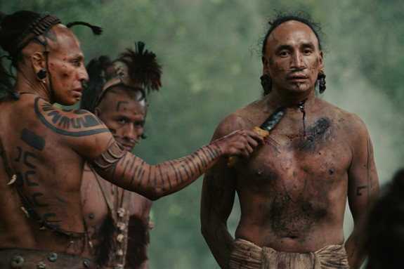 apocolypto movie review The film is very historically inaccurate firstly the maya were an empire, not tribes according to national geographic all setllements would have been within 20km of a pyramid the empire was also very interconnected this means that jaguar paw a.