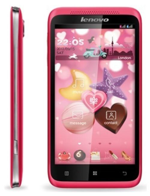 Android ICS Lenovo, IdeaPhone S720 dan IdeaPhone S890 Fitur Wanita