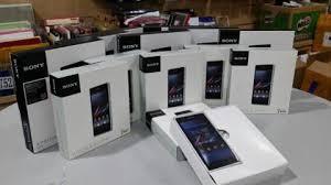 info Harga dan Spesifikasi Sony Xperia