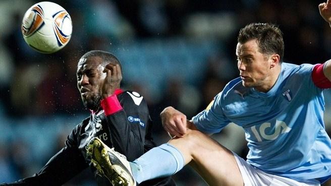 Goal rush for Malmo!