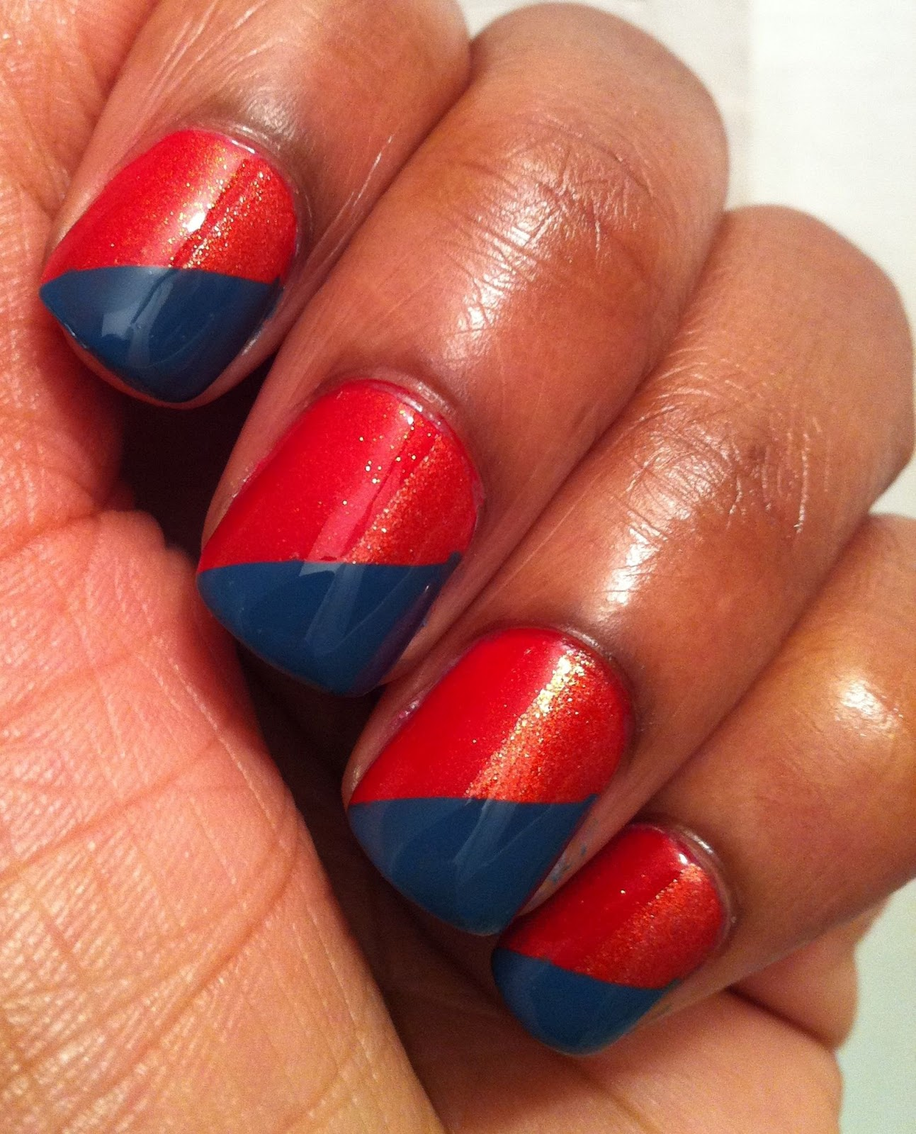 how to stop nails splitting vertically