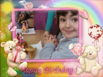 Cumpleaños de Mavi