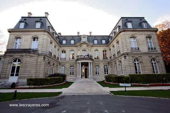 Chateau francés auténtico