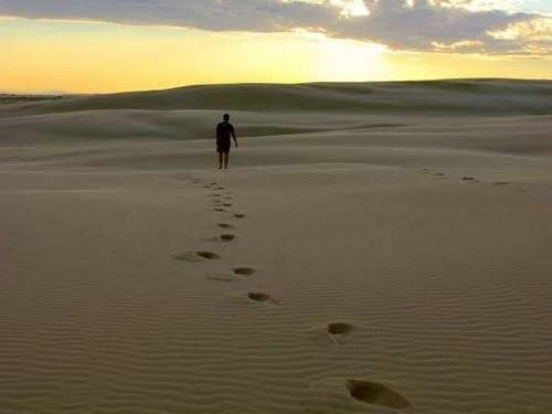 Perjalanan masih jauh (ilustrasi foto detik)