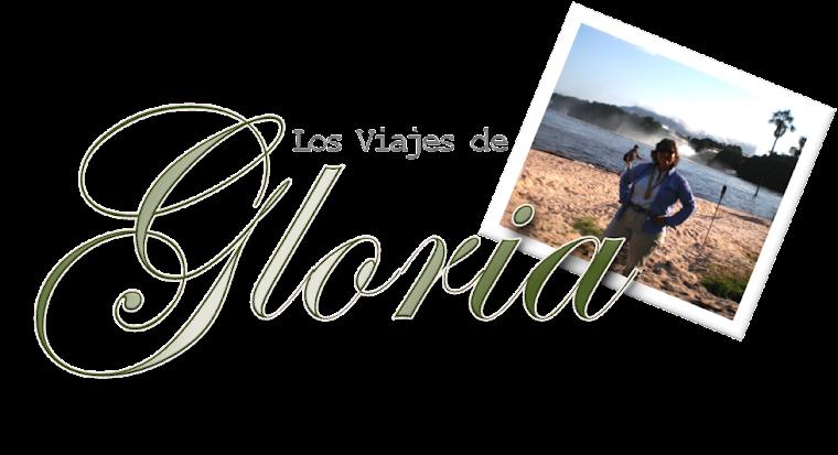 Los viajes de Gloria